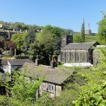 Luddenden Village