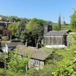 Luddenden Village